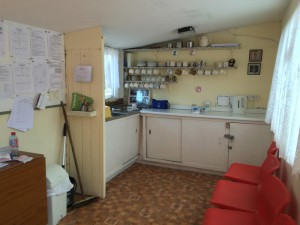 Our Kitchen/Clubhouse